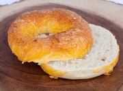 *Cheese Bagel