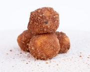 Cinnamon Crumb Donut hOle