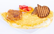 The Big Cheese Omelette